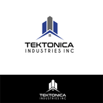 Tektonica Industries Inc Logo - Entry #114