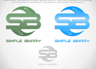 Simply Binary Logo - Entry #152