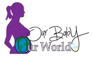 Logo for our Baby product store - Our Baby Our World - Entry #122