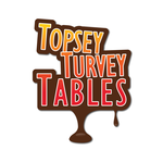 Topsey turvey tables Logo - Entry #58
