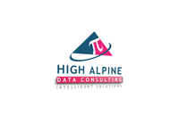 High Alpine Data Consulting (HAD Consulting?) Logo - Entry #73
