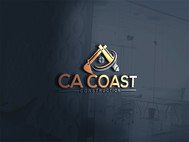 CA Coast Construction Logo - Entry #12
