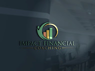 Impact Financial coaching Logo - Entry #86