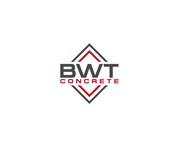 BWT Concrete Logo - Entry #394
