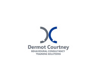 Dermot Courtney Behavioural Consultancy & Training Solutions Logo - Entry #87