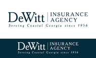 """DeWitt Insurance Agency"" or just ""DeWitt"" Logo - Entry #174"