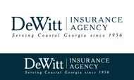 """""""DeWitt Insurance Agency"""" or just """"DeWitt"""" Logo - Entry #174"""