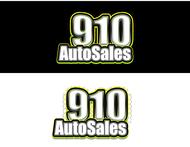 910 Auto Sales Logo - Entry #88