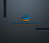 A & E Logo - Entry #134
