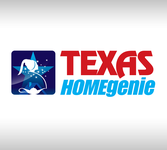 Texas Home Genie Logo - Entry #100