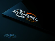 Revival contracting and drywall Logo - Entry #99