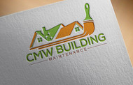 CMW Building Maintenance Logo - Entry #439