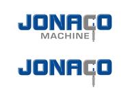 Jonaco or Jonaco Machine Logo - Entry #114