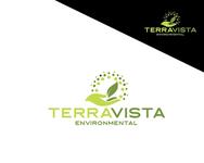 TerraVista Construction & Environmental Logo - Entry #108