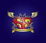 Superman Like Shield Logo - Entry #64