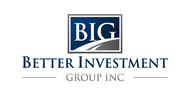 Better Investment Group, Inc. Logo - Entry #180
