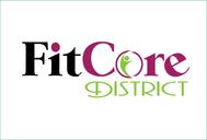FitCore District Logo - Entry #25