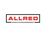 ALLRED WEALTH MANAGEMENT Logo - Entry #477