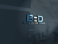 Blue Ridge Diner Logo - Entry #13