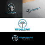 Reimagine Roofing Logo - Entry #319