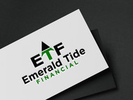 Emerald Tide Financial Logo - Entry #92