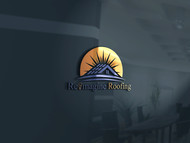Reimagine Roofing Logo - Entry #203