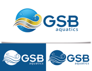 GSB Aquatics Logo - Entry #36