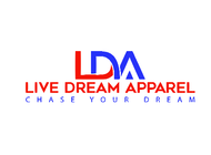 LiveDream Apparel Logo - Entry #1