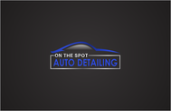 On the Spot Auto Detailing Logo - Entry #18