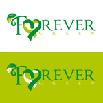 ForeverGreen Logo - Entry #19