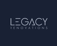 LEGACY RENOVATIONS Logo - Entry #93