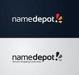Logo for domain name registrar - Entry #42