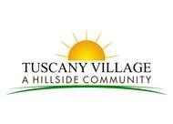 Tuscany Village Logo - Entry #73