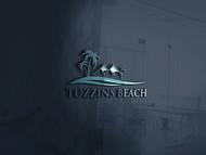 Tuzzins Beach Logo - Entry #96