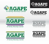 Agape Logo - Entry #18