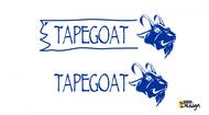 Tapegoat Logo - Entry #29
