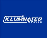 Illuminated Mobile  OR Illuminated M ... I own both urls and I'm still considering what brand to lead with. Logo - Entry #165