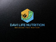 Davi Life Nutrition Logo - Entry #533
