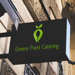 Greens Point Catering Logo - Entry #132