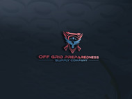 Off Grid Preparedness Supply Company Logo - Entry #5