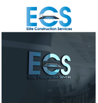 Elite Construction Services or ECS Logo - Entry #24