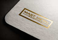 Mast Metal Roofing Logo - Entry #73