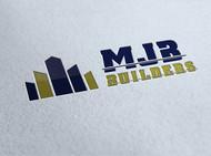 MJB BUILDERS Logo - Entry #85