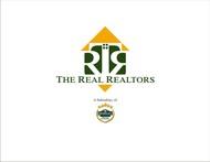 The Real Realtors Logo - Entry #46