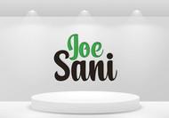 Joe Sani Logo - Entry #137