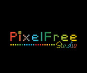 PixelFree Studio Logo - Entry #17