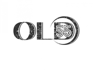 """""""OLD 55"""" - mid-century vintage furniture and wares store Logo - Entry #83"""