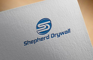 Shepherd Drywall Logo - Entry #381