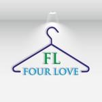 Four love Logo - Entry #284