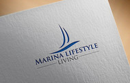 Marina lifestyle living Logo - Entry #94